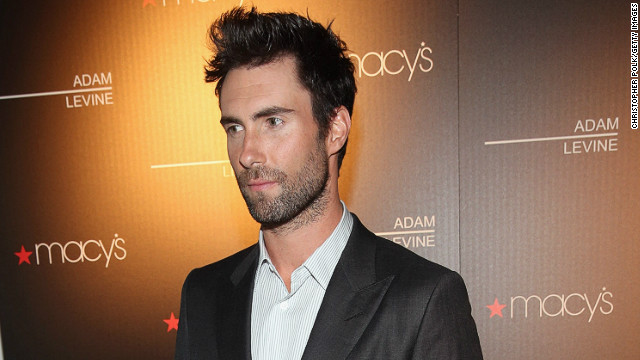 Adam Levine has high promises with debut fragrances