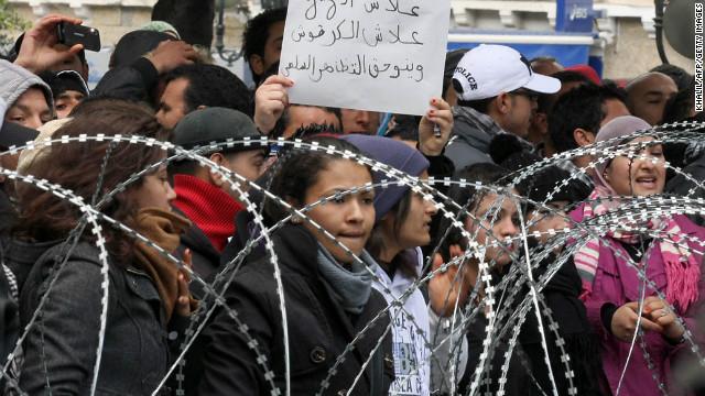 Túnez bajo protestas e incertidumbre luego del asesinato de un opositor
