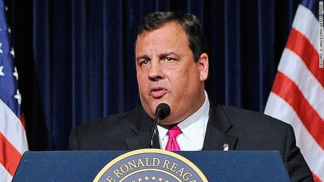 Christie not on CPAC's guest list