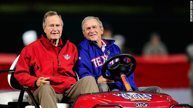 Investigation opened into hacked Bush family e-mails
