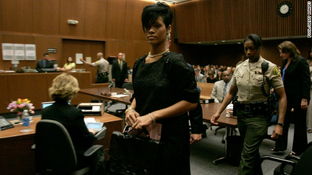 "Months after the incident, Rihanna left a preliminary hearing at court in Los Angeles in June 2009. ""We just fell really fast, and the more in love we became, the more dangerous we became for each other -- equally as dangerous -- because it was a bit of an obsession,"" Rihanna said during a 2009 interview with Diane Sawyer."