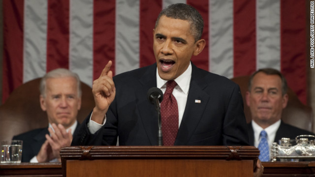 Hackers vowed Tuesday to disrupt Web streams of President Barack Obama's State of the Union address.