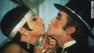 Minnelli and Joel Grey in the famous \