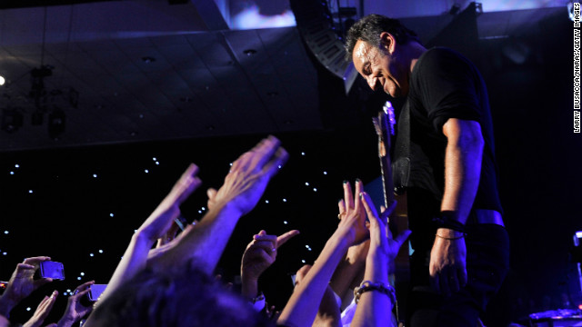 Musicares honors Bruce Springsteen