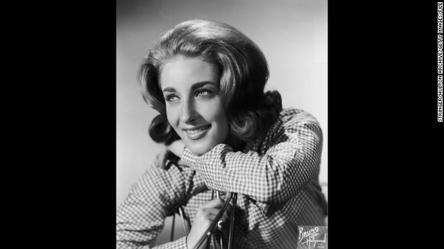 "Lesley Gore, here in a 1963 publicity photo, was 16 when ""It's My Party"" came out and was nominated for a Grammy. Other iconic hits included ""You Don't Own Me"" and ""Sunshine, Lollipops and Rainbows,"" also nominated for a Grammy."