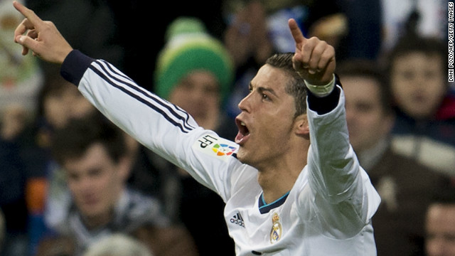 Ronaldo fires United warning