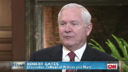 "Gates: I'm a ""big advocate"" of drones"