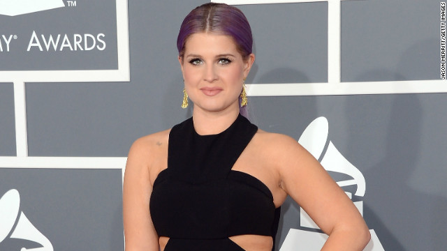 Kelly Osbourne recovering after on-set seizure