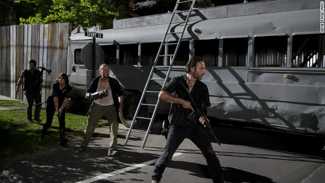 Five biggest moments as &#039;The Walking Dead&#039; returns