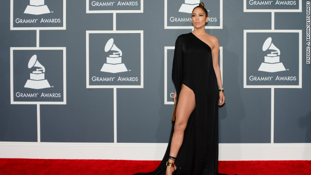 J. Lo read the Grammys memo SUPER carefully