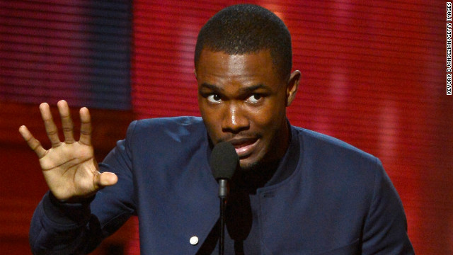 Frank Ocean nabbed the Grammy for best urban contemporary album, beating out Miguel and Chris Brown. The &quot;Thinkin Bout You&quot; singer was nominated for six awards in all.