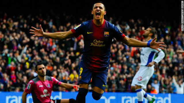 Six-star Barcelona enjoy all-day 'party'
