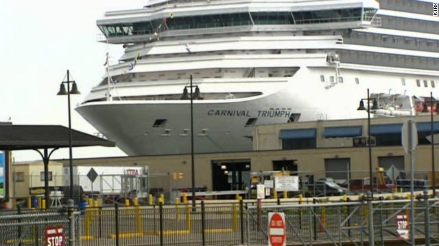 Carnival cruise ship floats in Gulf of Mexico after engine fire, will be towed