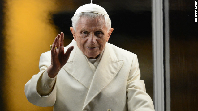 Facts about Pope Benedict XVI