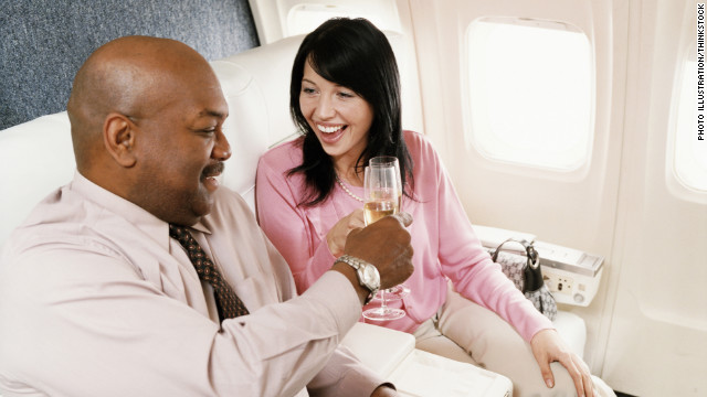 Would anything be more memorable than a blind date on a trans-Pacific flight in first class, with seats that fold into a bed? Air New Zealand wants you to find out.