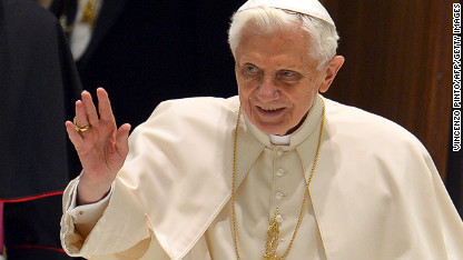 Full text of Pope Benedict XVI&#039;s declaration of resignation