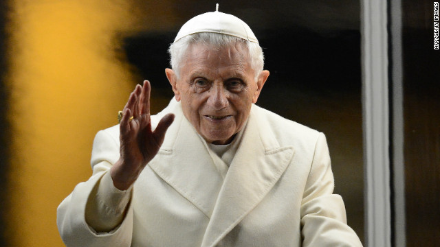 What Pope Benedict leaves behind