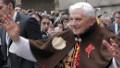 Pope Benedict XVI resigning
