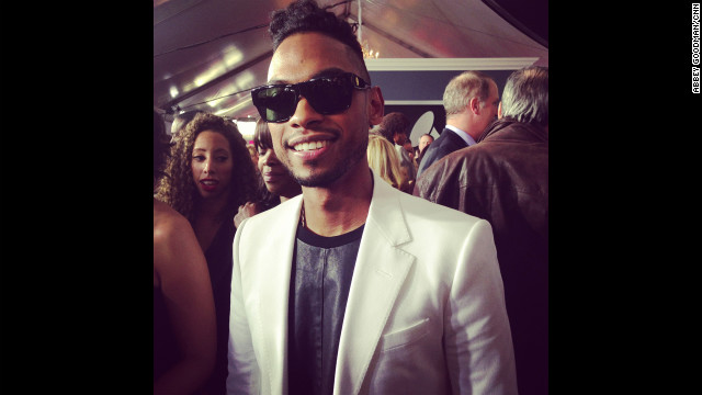 Miguel, 2013 B.K.C. (before Kelly Clarkson).