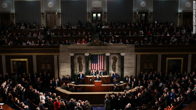 Lawmakers invite gun violence survivors to State of the Union