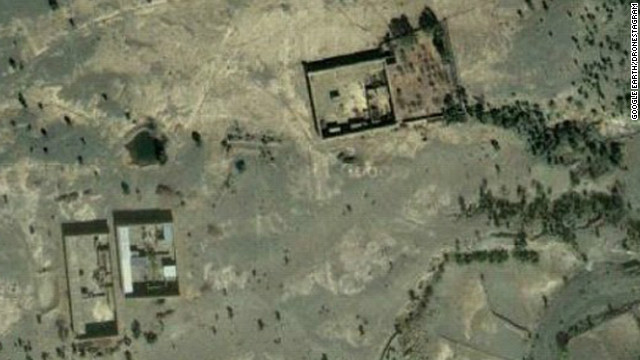 This is the reported site of a January 6 drone strike in the Babar Ghar area of South Waziristan, a region of Pakistan, according to Dronestagram. Locals reported a barrage of missiles at 2:30 a.m., directed at a location believed by some to be a training camp for the Pakistani Taliban, the site says.