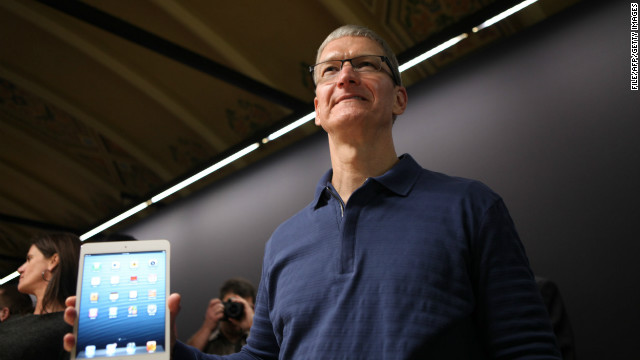 Apple CEO Tim Cook to be Obama's State of the Union guest