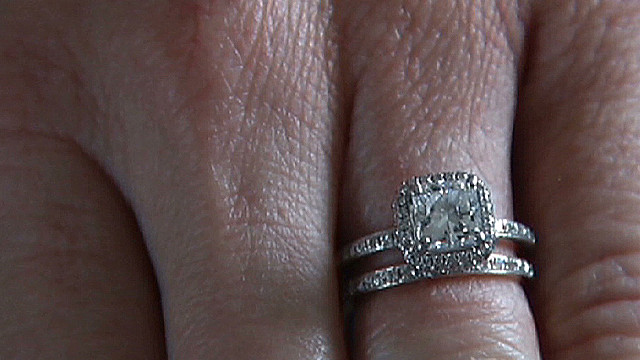 Donations pour in for homeless man who returned diamond ring