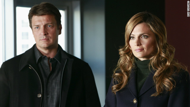 Nathan Fillion and Stana Katic star on ABC's hit series