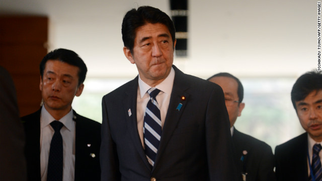 No, Abe's Japan isn't a threat