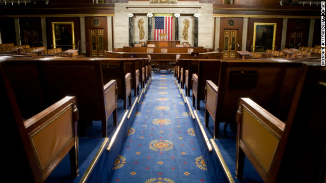 Seat savers: Early birds claim their spots for State of the Union