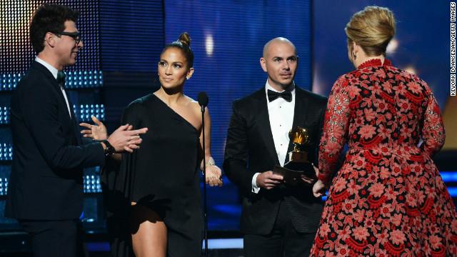 Grammys stage-crasher reveals his entry plan