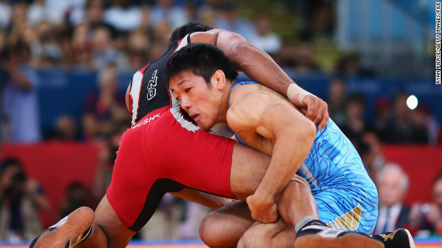Wrestling may be cut from Olympic Games