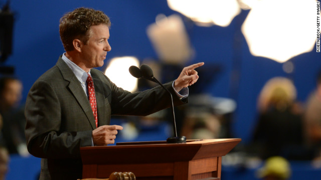 First on CNN: In tea party response, Paul will urge GOP to embrace immigrants, cut spending