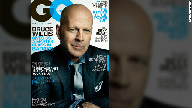 Bruce Willis is OK with not having an Oscar nod