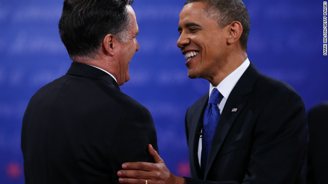 After election victory, Obama hearts Romney in SOTU