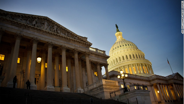 Poll: Voters divided between parties in 2014 battle for House