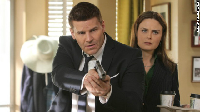 "Dr. Temperance ""Bones"" Brennan and Seeley Booth were a mismatched pair from the start, but audiences have eaten up the chemistry of Emily Deschanel and David Boreanaz over eight seasons (with at least one more to go)."