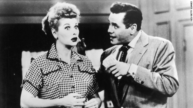Lucille Ball and Desi Arnaz portrayed a show business couple on &quot;I Love Lucy,&quot; while behind the scenes they invented the sitcom. The real-life couple controlled every aspect of their hit show, still one of the most beloved of all time. And it wouldn't have been a hit if these two didn't make people fall in love with Lucy (and Ricky) every week.