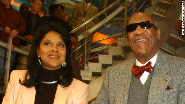 "When you think of successful TV marriages, you have to put Cliff and Claire Huxtable at or near the top of the list. Bill Cosby and Phylicia Rashad kept their characters' romance alive and the ratings high for eight seasons of ""The Cosby Show."" (Here the two are at a 2002 event.)"