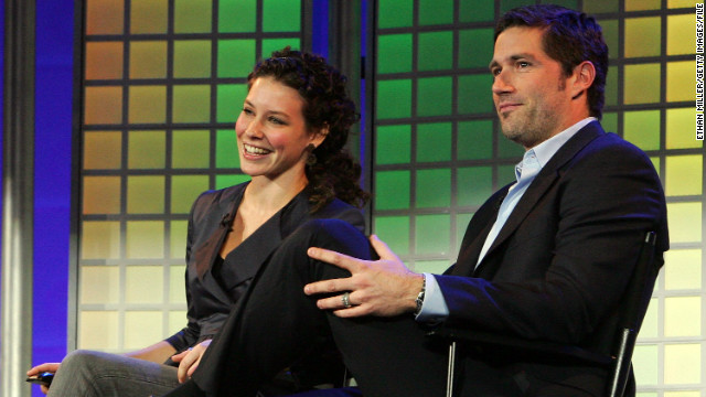 "The mysterious island from the hit drama could also wreak havoc to relationships as Jack Shephard (Matthew Fox) and Kate Austen (Evangeline Lilly) learned over six seasons of ""Lost."" They tried to make it work, but it wasn't to be. (The actors are seen here in 2007.)"
