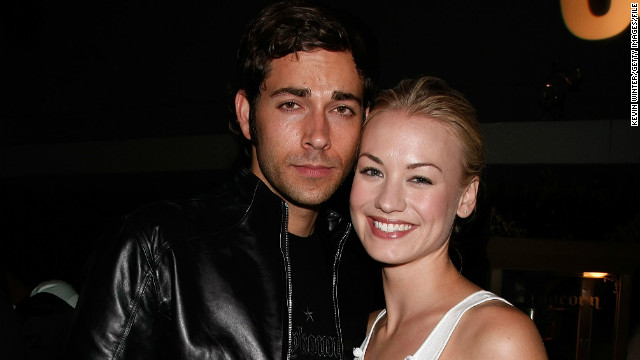 When spy Sarah Walker (Yvonne Strahovski) took Chuck Bartowski (Zachary Levi) under her wing, the show's devoted fans quickly found a couple to cheer on -- all the way until last year's bittersweet final scene on &quot;Chuck.&quot; (Levi and Strahovski are seen here in 2008.)