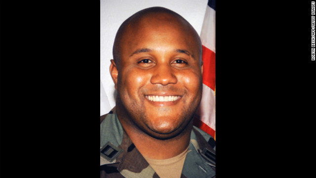 Body identified as Dorner's, police say