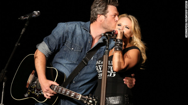 Miranda Lambert and Blake Shelton are country music's newest power couple. With Lambert's fourth studio album, &quot;For the Record,&quot; debuting at No. 3 on the Billboard 200, and Shelton's judgeship on NBC's &quot;The Voice,&quot; the pair are a musical force.