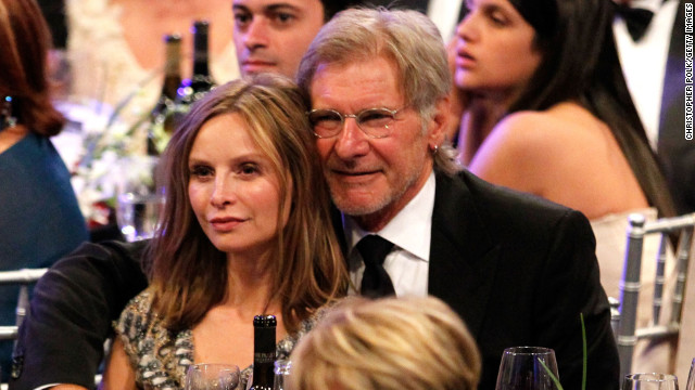 Harrison Ford 2013 Calista