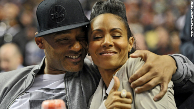 Will Smith and Jada Pinkett Smith rake in $40 million annually. They're even more of a power couple -- or family -- when you factor in their famous offspring, Jaden and Willow.