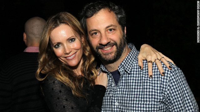 Speaking of powerful families, Judd Apatow and Leslie Mann's children, Maude and Iris, have appeared alongside their mom in three Apatow comedies. It seems the couple that works together on hilarious movies stays together.