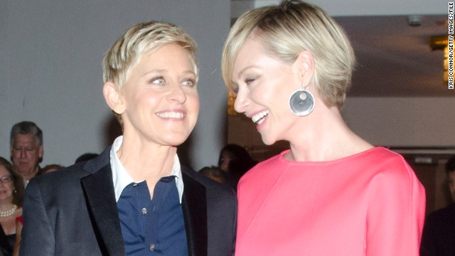 Ellen DeGeneres has gained even more regular fans for her show, with &quot;The Oprah Winfrey Show&quot; off the air. Alone, DeGeneres rakes in $53 million annually. Add in what her wife, actress Portia de Rossi, earns from &quot;Ally McBeal&quot; and &quot;Arrested Development&quot; and you've got yourself a power couple.