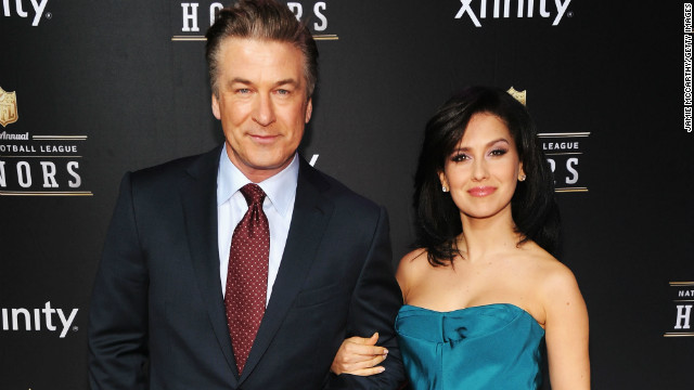 Alec and Hilaria Baldwin on their 'special surprise'