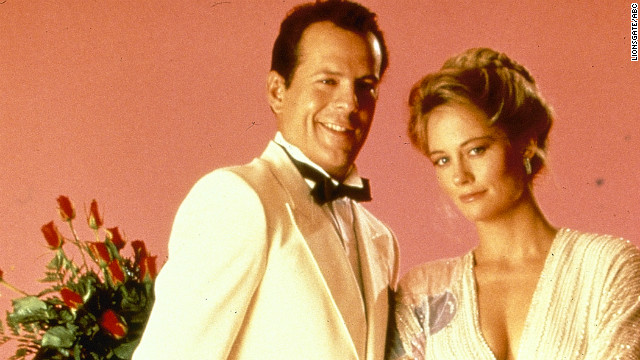 """Moonlighting"" is also TV shorthand for a romantic series that succeeds so long as the couple never get together. As soon as Bruce Willis and Cybill Shepherd's characters made it official, viewers tuned out in droves (reports of tension off-screen between the actors didn't help)."