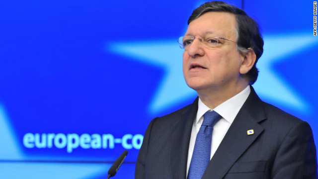 European Commission President Jose Manuel Barroso described the pact with the US as a 